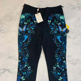 Primary Photo - BRAND: TED BAKER STYLE: PANTS COLOR: BLUE SIZE: 2 SKU: 315-31512-25768