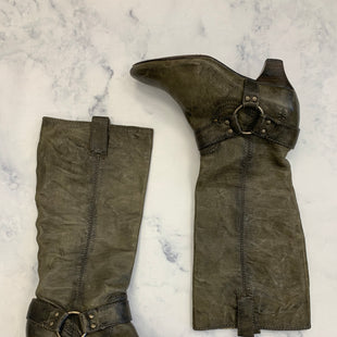 Primary Photo - BRAND: FRYE STYLE: BOOTS KNEE COLOR: GREY SIZE: 7 SKU: 315-31513-76521AS IS