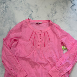 Primary Photo - BRAND: VINEYARD VINES STYLE: TOP LONG SLEEVE BASIC COLOR: PINK SIZE: S SKU: 315-31513-82520