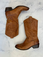 Photo #1 - BRAND: FRYE <BR>STYLE: BOOTS KNEE <BR>COLOR: BROWN <BR>SIZE: 8 <BR>SKU: 315-31512-27484<BR>PERFECTLY WORN