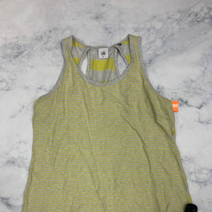 Primary Photo - BRAND: CABI STYLE: TOP SLEEVELESS COLOR: YELLOW SIZE: L SKU: 315-31513-76951
