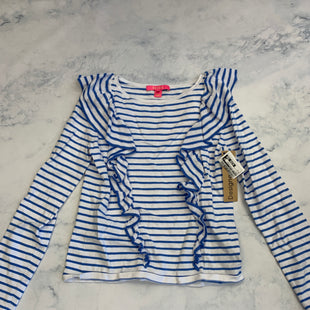 Primary Photo - BRAND: LILLY PULITZER STYLE: SWEATER LIGHTWEIGHT COLOR: BLUE SIZE: S SKU: 315-31512-31062