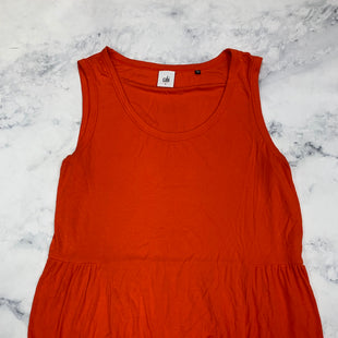 Primary Photo - BRAND: CABI STYLE: TOP SLEEVELESS COLOR: ORANGE SIZE: L SKU: 315-31513-76947