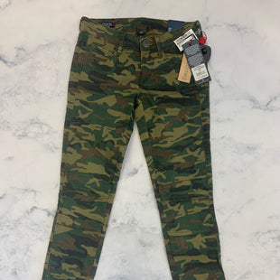 Primary Photo - BRAND: TRUE RELIGION STYLE: JEANS DESIGNER COLOR: CAMOFLAUGE SIZE: 2 SKU: 315-31513-66108
