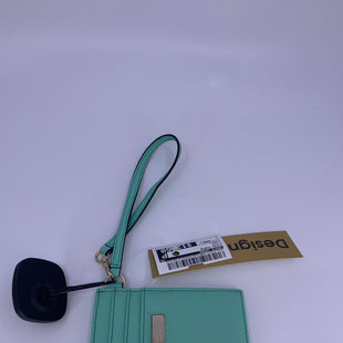 Primary Photo - BRAND: KATE SPADE STYLE: COIN PURSE COLOR: MINT SIZE: SMALL SKU: 315-31512-30816