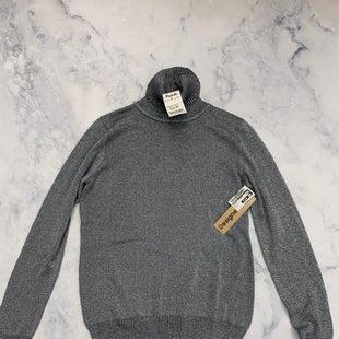 Primary Photo - BRAND: JOSEPH A STYLE: SWEATER LIGHTWEIGHT COLOR: SILVER SIZE: M SKU: 315-31513-75399