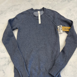 Primary Photo - BRAND: LULULEMON STYLE: SWEATER HEAVYWEIGHT COLOR: GREY SIZE: S SKU: 315-31513-83004