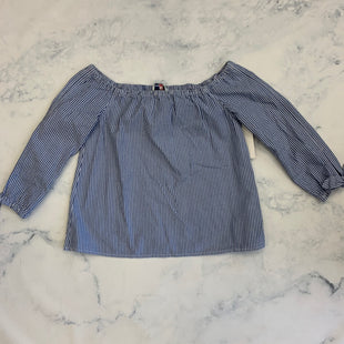 Primary Photo - BRAND: VINEYARD VINES STYLE: TOP LONG SLEEVE COLOR: BLUE SIZE: 2 SKU: 315-31513-82066