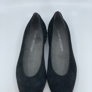 Primary Photo - BRAND: STUART WEITZMANSTYLE: SHOES FLATSCOLOR: BLACKSIZE: 6SKU: 315-31513-46032THESE ARE BRAND NEW.
