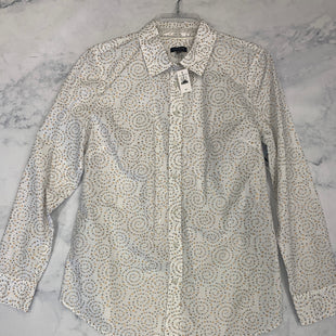 Primary Photo - BRAND: TALBOTS STYLE: TOP LONG SLEEVE BASIC COLOR: PRINT SIZE: M SKU: 315-31513-75053