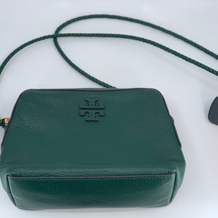 Primary Photo - BRAND: TORY BURCH STYLE: HANDBAG DESIGNER COLOR: GREEN SIZE: SMALL SKU: 315-31512-27067CROSSBODY