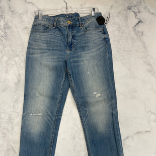Primary Photo - BRAND: WHITE HOUSE BLACK MARKET STYLE: JEANS COLOR: DENIM SIZE: 10 SKU: 315-31513-75347