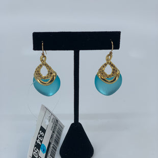 Primary Photo - BRAND: ALEXIS BITTAR STYLE: EARRINGS COLOR: AQUA SKU: 315-31513-73460