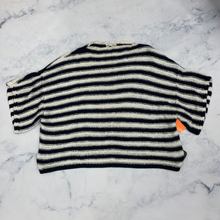 Primary Photo - BRAND: ANTHROPOLOGIE STYLE: SWEATER LIGHTWEIGHT COLOR: STRIPED SIZE: S SKU: 315-31513-76976