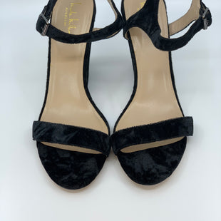 Primary Photo - BRAND: NICOLE MILLERSTYLE: SANDALS LOWCOLOR: BLACKSIZE: 11SKU: