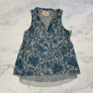 Primary Photo - BRAND: ANTHROPOLOGIE STYLE: TOP SLEEVELESS COLOR: BLUE SIZE: XS SKU: 315-31513-82368