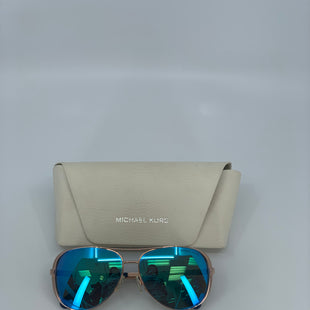 Primary Photo - BRAND: MICHAEL KORS STYLE: SUNGLASSES COLOR: GOLD SKU: 315-31513-73940