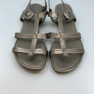 Primary Photo - BRAND: ECCOSTYLE: SANDALS FLATCOLOR: SILVERSIZE: 11SKU: 315-31513-52490