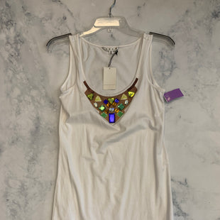 Primary Photo - BRAND: CABI STYLE: TOP SLEEVELESS BASIC COLOR: WHITE SIZE: XS SKU: 315-31513-65956