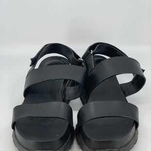 Primary Photo - BRAND: COLE-HAAN STYLE: SANDALS FLAT COLOR: BLACK SIZE: 9 SKU: 315-31512-19721
