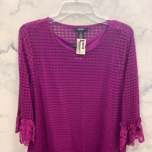 Primary Photo - BRAND: ALFANISTYLE: TOP 2PC LONG SLEEVECOLOR: MAROONSIZE: LSKU: 315-31513-61213