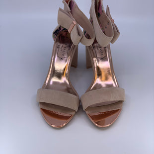 Primary Photo - BRAND: TED BAKER STYLE: SANDALS LOW COLOR: NUDE SIZE: 6.5 SKU: 315-31513-81800