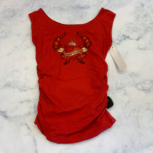 Primary Photo - BRAND: HARLEY DAVIDSON STYLE: TOP SLEEVELESS COLOR: RED SIZE: M SKU: 315-31513-81422