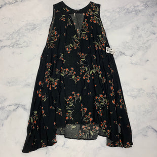 Primary Photo - BRAND: FREE PEOPLE STYLE: TOP SLEEVELESS COLOR: BLACKSIZE: S SKU: 315-31513-77008