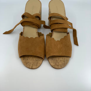 Primary Photo - BRAND: MARC FISHERSTYLE: SANDALS LOWCOLOR: BROWNSIZE: 11SKU: 315-31512-4061