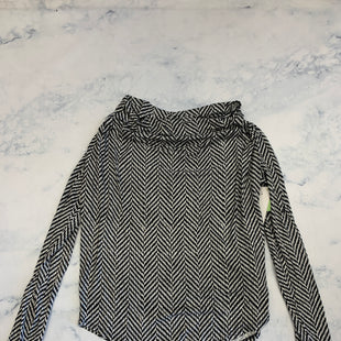 Primary Photo - BRAND: MICHAEL BY MICHAEL KORS STYLE: TOP LONG SLEEVE COLOR: BLACK WHITE SIZE: S SKU: 315-31513-81261