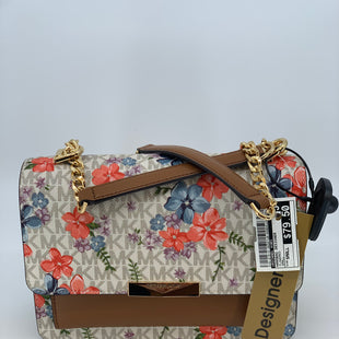 Primary Photo - BRAND: MICHAEL KORS STYLE: HANDBAG DESIGNER COLOR: FLOWERED SIZE: SMALL SKU: 315-31512-26347