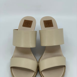 Primary Photo - BRAND: TORY BURCHSTYLE: SANDALSCOLOR: TANSIZE: 7.5SKU: 315-31513-614913 INCH WEDGE