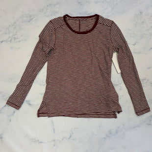 Primary Photo - BRAND: MADEWELL STYLE: TOP LONG SLEEVE BASIC COLOR: STRIPED SIZE: XS SKU: 315-31513-82404