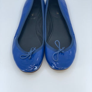 Primary Photo - BRAND: YVES SAINT LAURENT STYLE: SHOES DESIGNER COLOR: BLUE SIZE: 8.5 SKU: 315-31513-74200