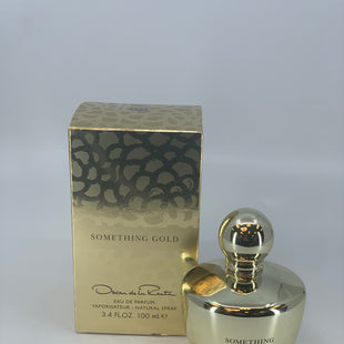 Primary Photo - BRAND: OSCAR DE LA RENTA STYLE: FRAGRANCE COLOR: GOLD SKU: 315-31513-64960