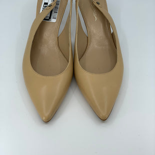 Primary Photo - BRAND: VIA SPIGA STYLE: SHOES LOW HEEL COLOR: NUDE SIZE: 8 SKU: 315-31513-60466