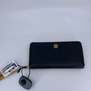 Primary Photo - BRAND: TORY BURCH STYLE: WALLET COLOR: BLACK SIZE: LARGE SKU: 315-31512-26342