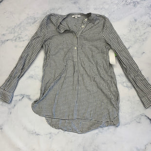 Primary Photo - BRAND: MADEWELL STYLE: TOP LONG SLEEVE COLOR: CHECKED SIZE: S SKU: 315-31513-81094