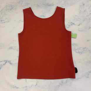 Primary Photo - BRAND: ANN TAYLOR STYLE: TOP SLEEVELESS BASIC COLOR: ORANGE SIZE: M SKU: 315-31512-30334