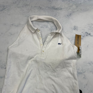 Primary Photo - BRAND: VINEYARD VINES STYLE: TANK TOP COLOR: WHITE SIZE: M SKU: 315-31512-30946