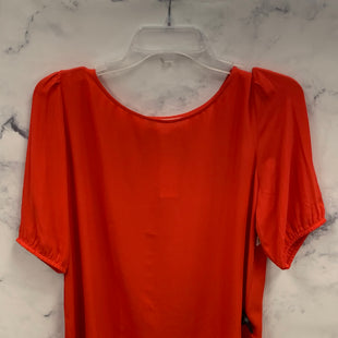 Primary Photo - BRAND: ANN TAYLOR LOFTSTYLE: TOP SHORT SLEEVECOLOR: REDSIZE: MSKU: 315-31513-54983