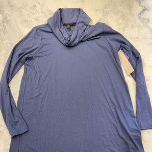 Primary Photo - BRAND: EILEEN FISHER STYLE: TOP LONG SLEEVE BASIC COLOR: SLATE BLUE SIZE: XS SKU: 315-31513-82875