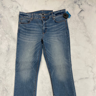 Primary Photo - BRAND: WHITE HOUSE BLACK MARKET STYLE: JEANS COLOR: DENIM SIZE: 10 SKU: 315-31513-75345