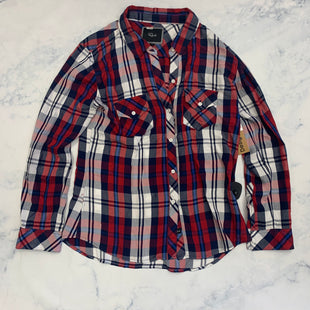 Primary Photo - BRAND: RAILS STYLE: TOP LONG SLEEVE COLOR: PLAID SIZE: L SKU: 315-31513-82975