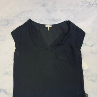 Primary Photo - BRAND: JOIE STYLE: TOP SHORT SLEEVE BASIC COLOR: BLACK SIZE: M SKU: 315-31513-82953