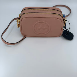 Primary Photo - BRAND: TORY BURCH STYLE: HANDBAG DESIGNER COLOR: MAUVE SIZE: SMALL SKU: 315-31512-26346