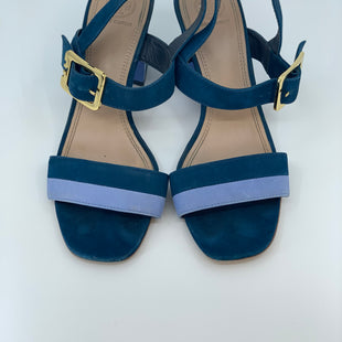 Primary Photo - BRAND: TORY BURCH STYLE: SANDALS LOW COLOR: BLUE SIZE: 8.5 SKU: 315-31513-65389
