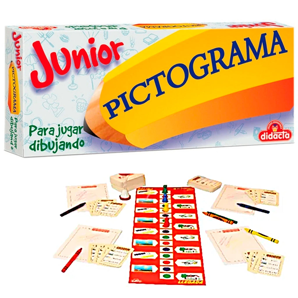 Pictograma Junior Juego Educativo Didacta Pictornary (4973591560331)