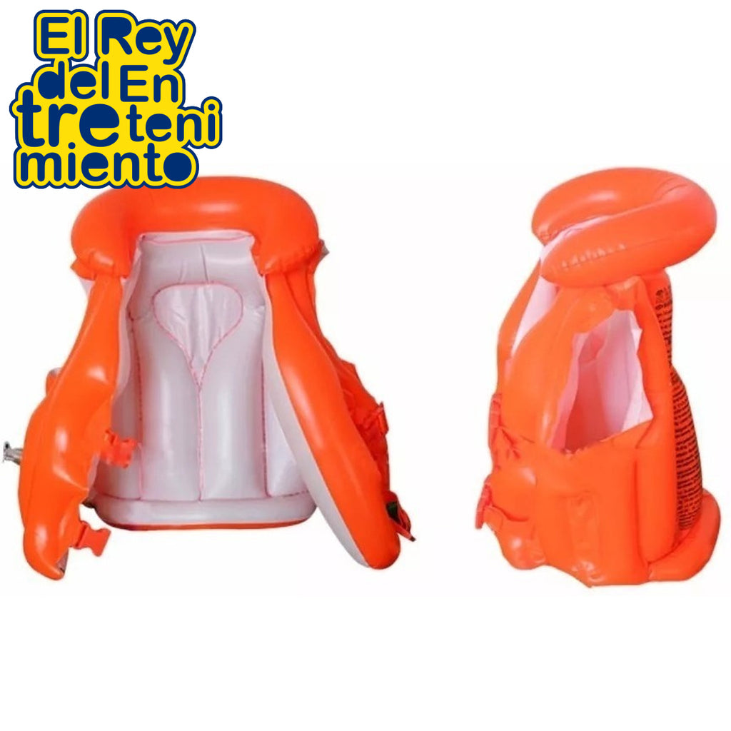 Flotador Salvavidas Intex Inflable Para Niño (5030213451915)