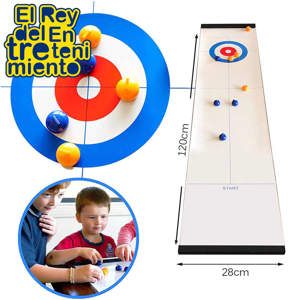 Compact curling game (5032812707979)